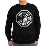 Dharma Yin Yang Sweatshirt (dark)