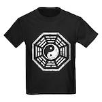 Dharma Yin Yang Kids Dark T-Shirt
