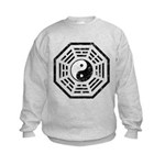 Dharma Yin Yang Kids Sweatshirt