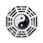 Dharma Yin Yang Ornament (Round)