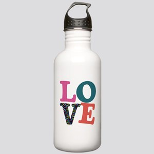 Funky Love Stainless Water Bottle 1.0L