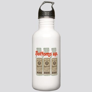 Bottoms up. Stainless Water Bottle 1.0L