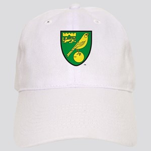 Norwich City FC Crest Baseball Cap