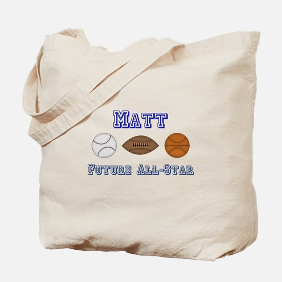 Matt - Future All-Star Tote Bag