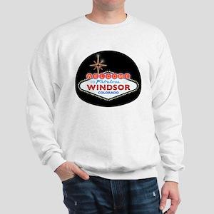 Fabulous Windsor Sweatshirt