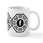 LOST - WTF Mug