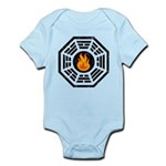 Dharma Flame Infant Bodysuit