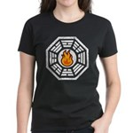 Dharma Flame Women's Dark T-Shirt