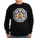 Dharma Flame Sweatshirt (dark)