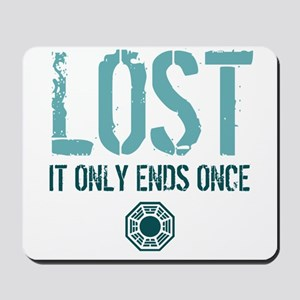 LOST Ends Mousepad