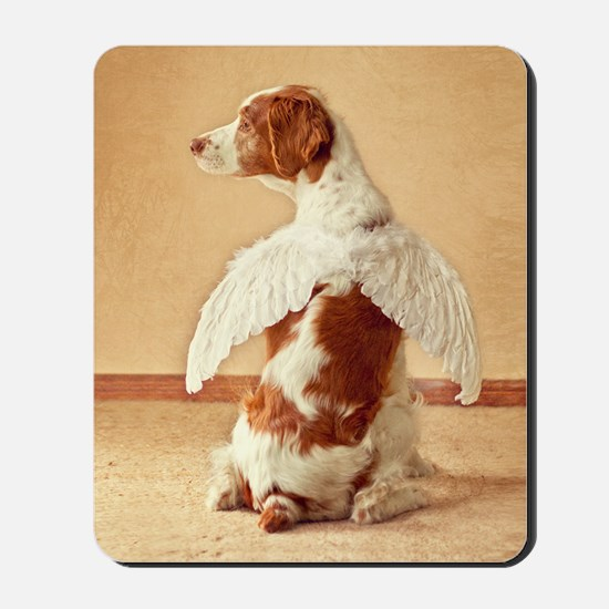 Brittany Angel Mousepad