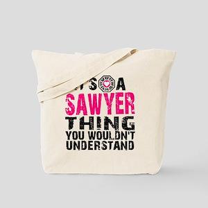 Sawyer Thing Tote Bag