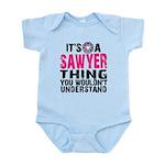 Sawyer Thing Infant Bodysuit