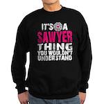 Sawyer Thing Sweatshirt (dark)