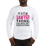 Sawyer Thing Long Sleeve T-Shirt