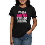 Sawyer Thing Women's Dark T-Shirt