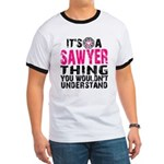 Sawyer Thing Ringer T