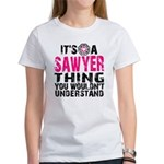 Sawyer Thing Women's T-Shirt