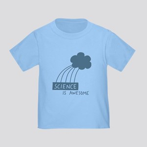 Science is Awesome Toddler T-Shirt