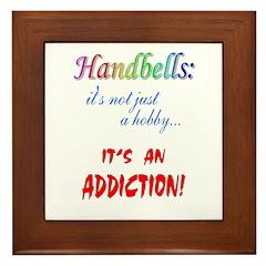 Handbell Addiction Collector's Tile