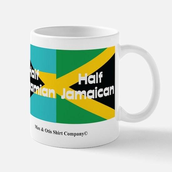 Half Bahamian-Half Jamaican Mug
