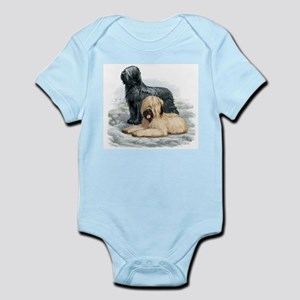 Briard Infant Creeper