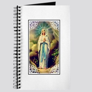 Virgin Mary - Lourdes Journal