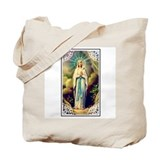 Blessed mother mary Canvas Tote Bag