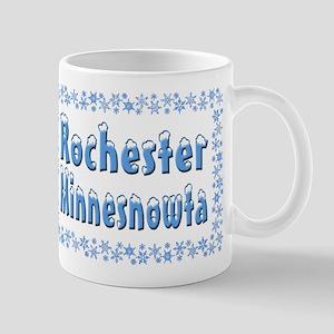 Rochester Minnesnowta Mug