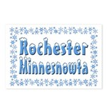 Rochester Minnesnowta Postcards (Package of 8)