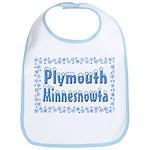 Plymouth Minnesnowta Bib
