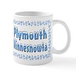 Plymouth Minnesnowta Mug