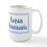 Eagan Minnesnowta Large Mug