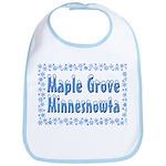 Maple Grove Minnesnowta Bib