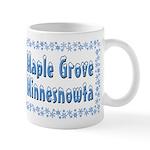 Maple Grove Minnesnowta Mug