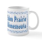 Eden Prairie Minnesnowta Mug