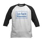 Coon Rapids Minnesnowta Kids Baseball Jersey