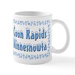 Coon Rapids Minnesnowta Mug