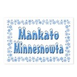 Mankato Minnesnowta Postcards (Package of 8)