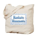 Mankato Minnesnowta Tote Bag