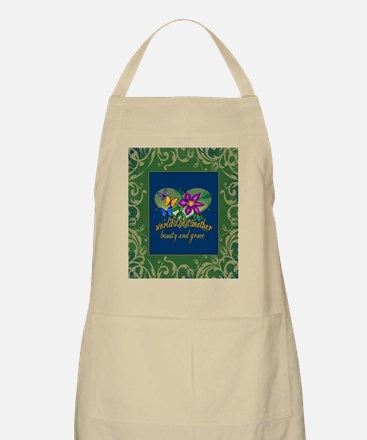 Mother Beauty and Grace Apron