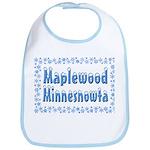 Maplewood Minnesnowta Bib