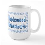 Maplewood Minnesnowta Large Mug