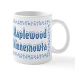 Maplewood Minnesnowta Mug