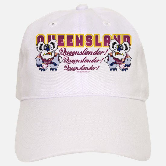 QLD Baseball Baseball Cap