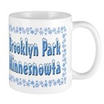Brooklyn Park Minnesnowta Mug