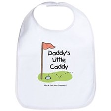 Daddy's Little Caddy Bib