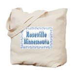 Roseville Minnesnowta Tote Bag