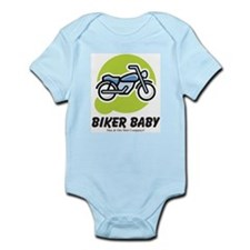 Biker Baby Infant Bodysuit