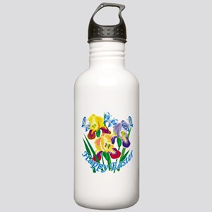 Happy Easter 6 Stainless Water Bottle 1.0L